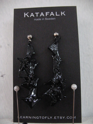 scraps - earrings