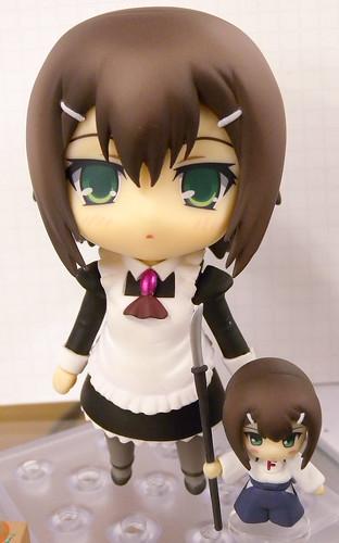 Nendoroid Kinoshita Hideyoshi: Maid version?