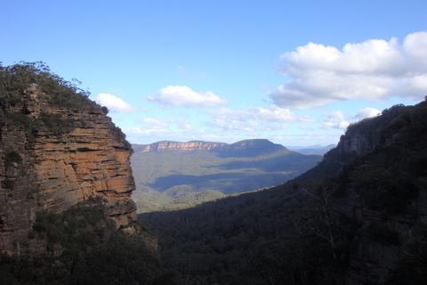 TRAVEL - Blue Mountains from Leura