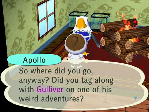Where the heck IS Gulliver??