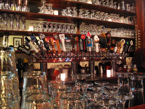 Taps at Monk's Kettle