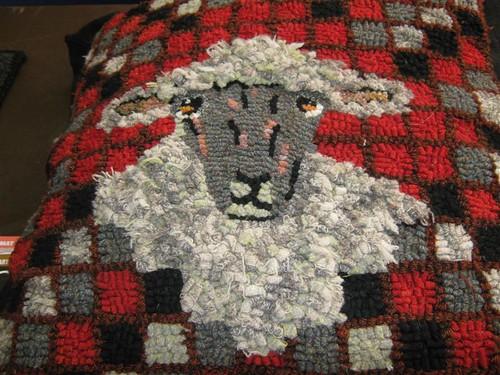 Hooked Sheep