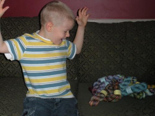 Yarn Spawn Attack (7)