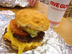 Five Guys Burger and Fries in Natomas