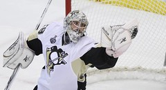 Marc-Andre Fleury Saves the Day