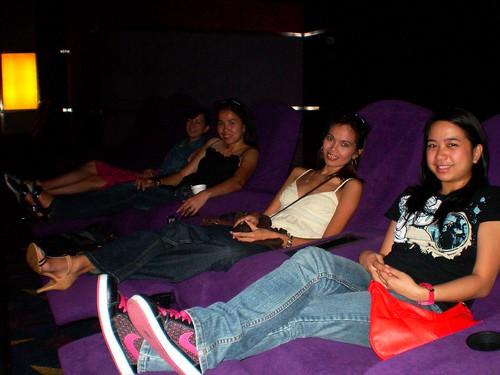 Eastwood Mall cinema