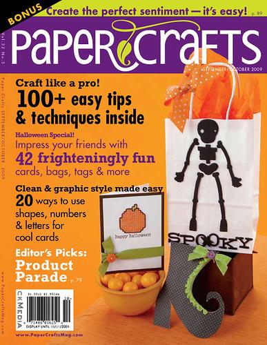Paper Crafts September/October 2009