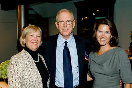 Karen Chamberlain, David Chamberlain and Kendall Wilkinson