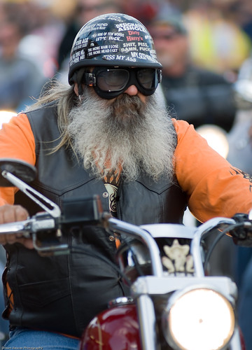 Oxford Dictionary Drops Dirty Denim and Long Haired from word Biker