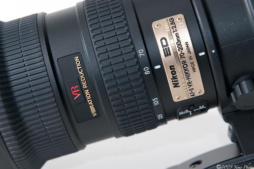 AF-S VRI Nikkor 70-200mm f2.8G IF-ED