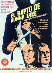 EL RAPTO DE BUNNY LAKE