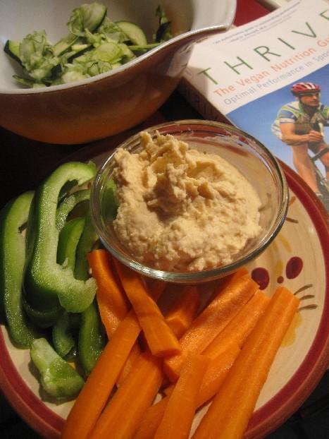 Veggie Tasting Plate