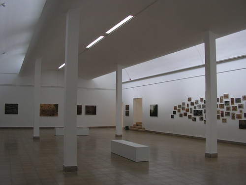 Museum of art - Ein Harod - Shmuel Bickels by you.
