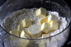 butter, cubed