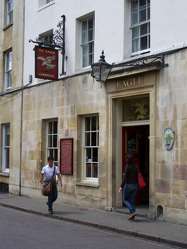 The Eagle Pub, Cambridge