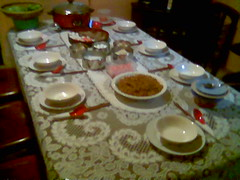 STP's steamboat dinner 1