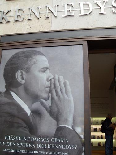 Obama Kennedy