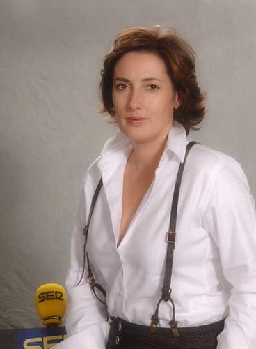 Montserrat Dominguez y el empacho de los San Fermines.
