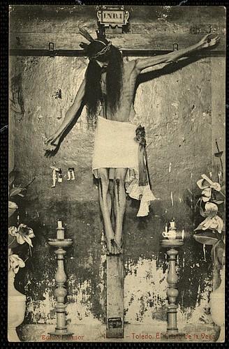 El Cristo de la Vega a principios del siglo XX