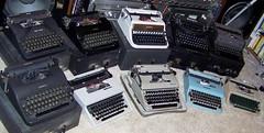 Portable Typewriters