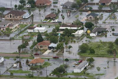 Hurricane Dolly left many residents with homes in need of repair.