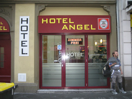 Dónde dormir y alojamiento en Frankfurt (Alemania) - Angel Hotel.