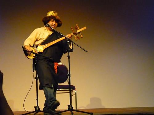 Mingmar, Tibetan singer