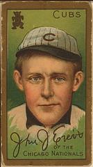 [John J. Evers, Chicago Cubs, baseball card portrait] (LOC)