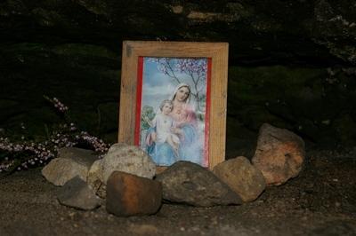 In der Marienhöhle
