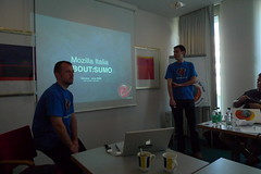 Mozilla Italia on SUMO