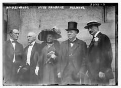 McReynolds, Miss Haldane, Haldane  (LOC)