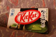 KitKat Uji Maccha