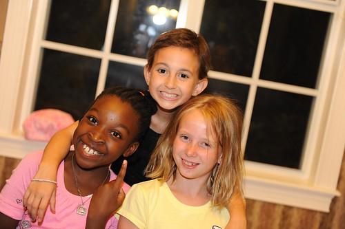 Talia's friends