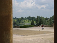 Blenheim Palace, July 2009