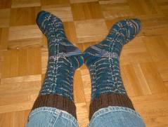 Southwestern Socks