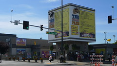 Puyallup Fair Northeast Entrance