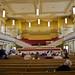 Mormon Tabernacle Interior Logan Ut