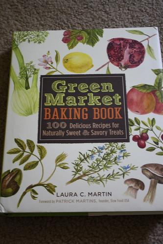Green Market Baking Book
