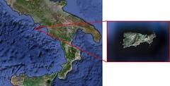 Isla de Capri - Arrecifes de las Sirenas