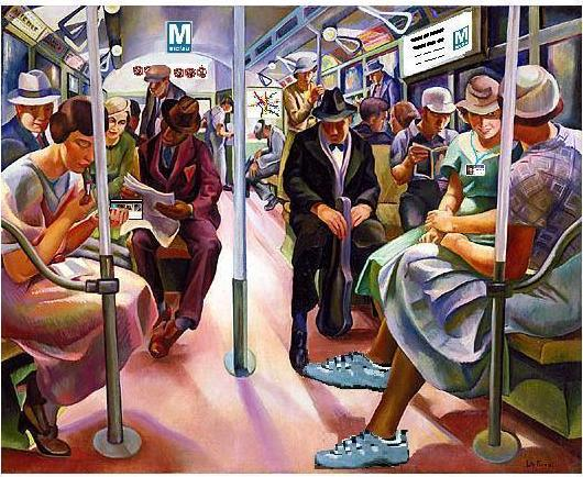 Metro Motivates Commuter Courtesy