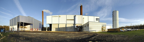 Motala combined heat and power plant