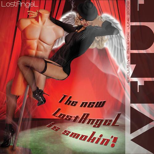 AVENUE LostAngel Supplement
