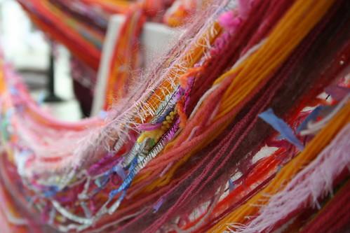 Yarn Art Piece