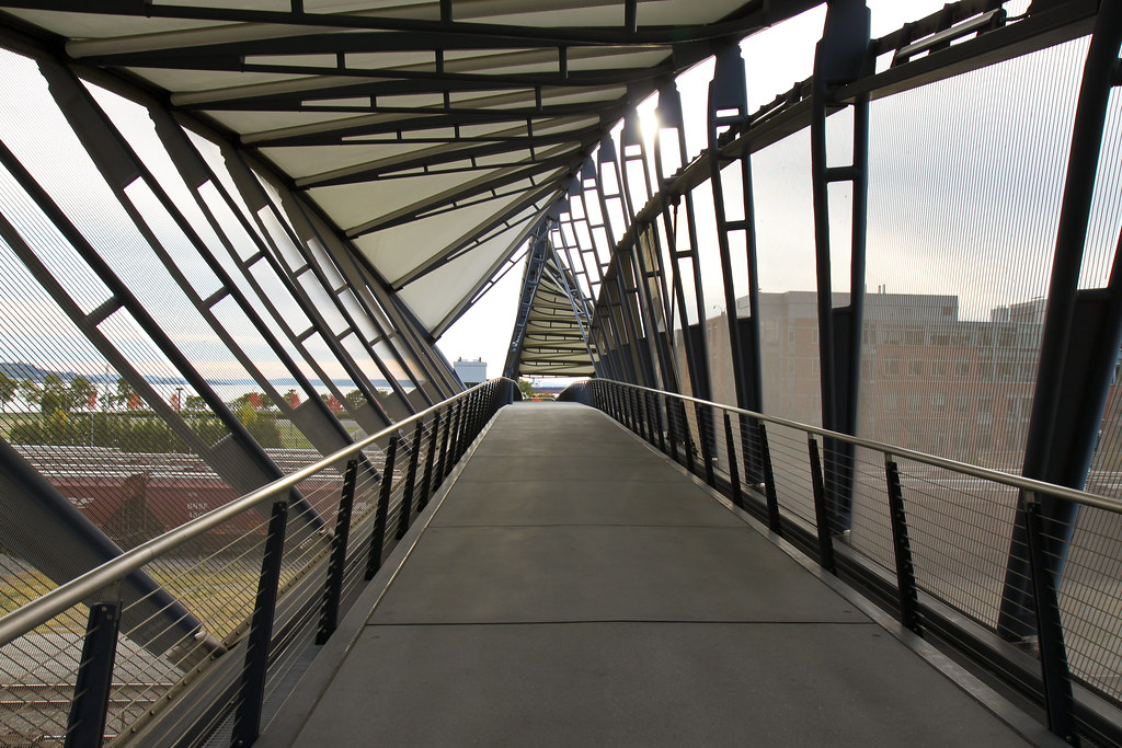 Helix Pedestrian Bridge