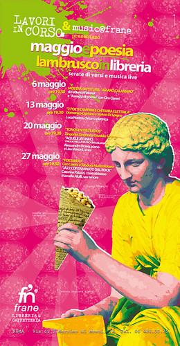 MAGGIO e POESIA a Roma by cristiana.piraino