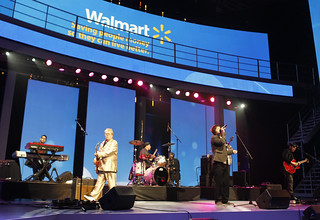 Walmart Shareholders' Meeting 2011