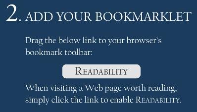 Readability: Step 2