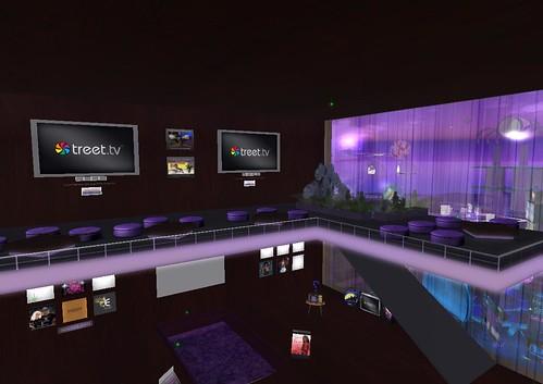 Treet TV Lounge
