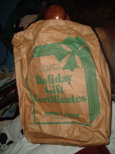 Super Fresh Bag, 1991?