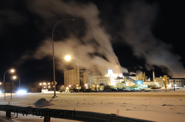 Taber Sugar Factory - 4 seconds